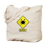 Crab XING Tote Bag