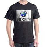World's Greatest LOCKSMITH T-Shirt