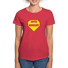 Super Advocate Tee