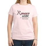 Romance Writer-Where Love Pre T-Shirt