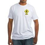 Bull Rider XING Fitted T-Shirt