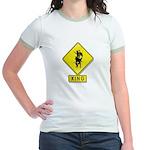 Bull Rider XING Jr. Ringer T-Shirt