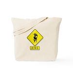 Bull Rider XING Tote Bag