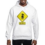 Bull Rider XING Hooded Sweatshirt