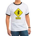 Bull Rider XING Ringer T