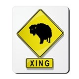 Bison XING Mousepad
