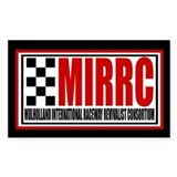 MIRRC2 Rectangle Decal
