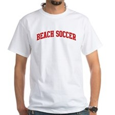 Beach Soccer (red curve) Shirt