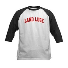 Land Luge (red curve) Tee