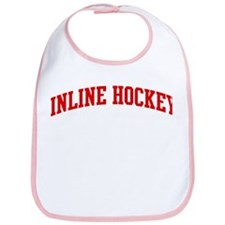 Inline Hockey (red curve) Bib