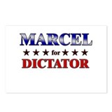 MARCEL for dictator Postcards (Package of 8)