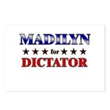 MADILYN for dictator Postcards (Package of 8)