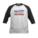 MACEY for dictator Tee