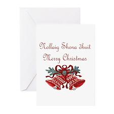 Irish Christmas Greeting Cards (Pk of 20)