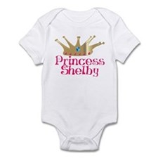 Princess Shelby Infant Bodysuit