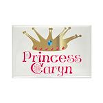 Princess Caryn Rectangle Magnet (100 pack)
