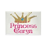 Princess Caryn Rectangle Magnet (10 pack)