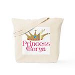 Princess Caryn Tote Bag