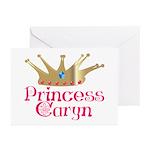 Princess Caryn Greeting Cards (Pk of 20)