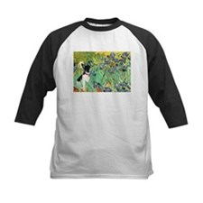 Irises / Toy Fox T Tee