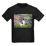 Lilies / Toy Fox T Kids Dark T-Shirt