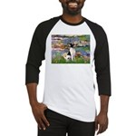 Lilies / Toy Fox T Baseball Jersey