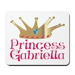Princess Gabriella Mousepad