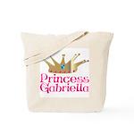 Princess Gabriella Tote Bag