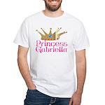 Princess Gabriella White T-Shirt