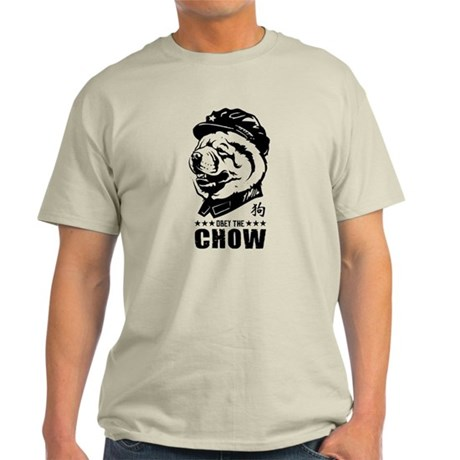 Chairman CHOW - Propaganda Light T-Shirt