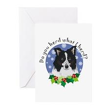 Australian Shepherd Do You Herd Greeting Cards (Pk