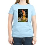 MidEve/Shih Tzu (P) Women's Light T-Shirt