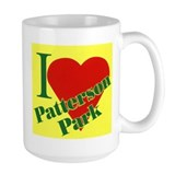"Large ""I love Patterson Park"" Mug!"