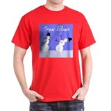 Snow Blows T-Shirt