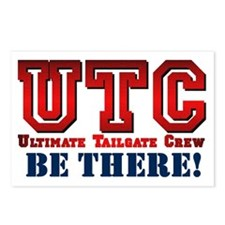 UTC Postcard Invitations (Package of 8)