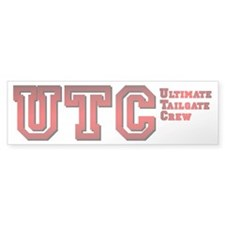 UTC Bumper Bumper Sticker