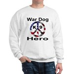 War Dog K9 Hero Sweatshirt