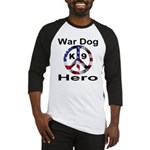 War Dog K9 Hero Baseball Jersey