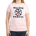 War Dog K9 Hero Women's Light T-Shirt