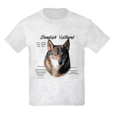 Swedish Vallhund Kids Light T-Shirt