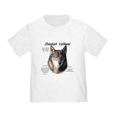 Swedish Vallhund Toddler T-Shirt