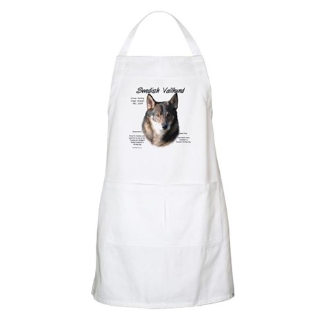 Swedish Vallhund BBQ Apron