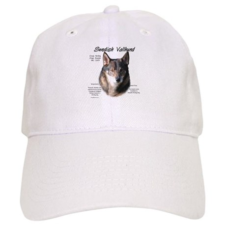 Swedish Vallhund Cap