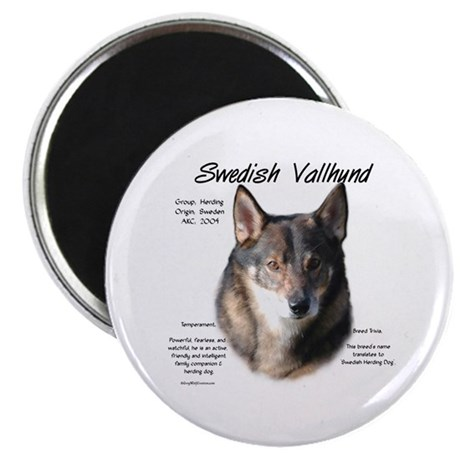 "Swedish Vallhund 2.25"" Magnet (10 pack)"