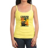 Emma May ( Rosie the Riveter ) Ladies Top