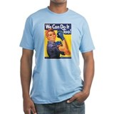 Emma May ( Rosie the Riveter ) Shirt
