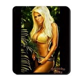 Brooke Banx mousepad