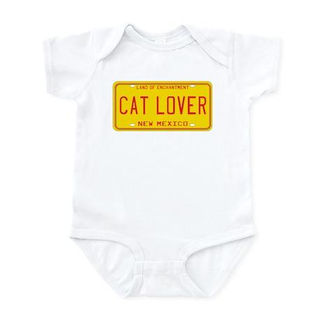 New Mexico Cat Lover Infant Bodysuit