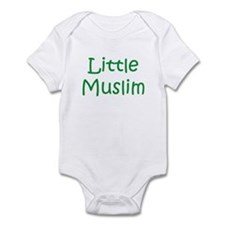 Little Muslim Body Suit