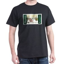 Christmas_Stamp_1969_10x10 T-Shirt